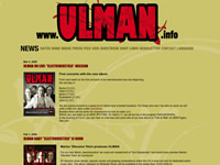 thumbnail of the ULMAN website